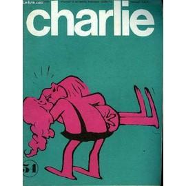 Charlie Mensuel N�54 - Journal Plein D'humour Et De Bandes Dessinees