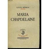 Maria Chapdelaine de H�mon, Louis