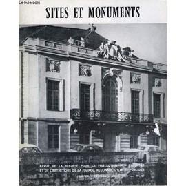 Occasion, Sites et Monuments N°57 d'occasion  Livré partout en France