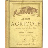 Album Agricole de daniel zolla