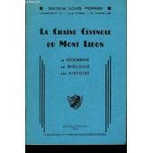La Chaine C�venole Du Mont Liron de Perrier Louis Dr