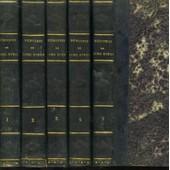 M�moires De Lord Byron, Publi�s Par Thomas Moore. En 5 Tomes de Lord Byron