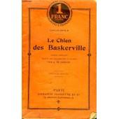 Le Chien Des Baskerville de Conan Doyle