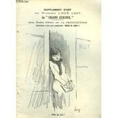 Seize Etudes D'elsen Sur La Prostitution. Suppl�ment D'art Au Num�ro D'�t� 1927 Du Grand Guignol de Claude Elsen