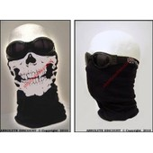 Lot De 2 Tour De Cou / Masque Ghost