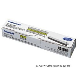 Panasonic Kx Faty508x - Jaune - Original - Cartouche De Toner - Pour Kx Mc6015, Mc6020, Mc6020hx, Mc6020pd, Mc6040, Mc6255, Mc6260