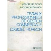 Travaux Professionnels De Gestion Commerciale Sur Le Logiciel Horizon de Arnoldi Jean-Claude