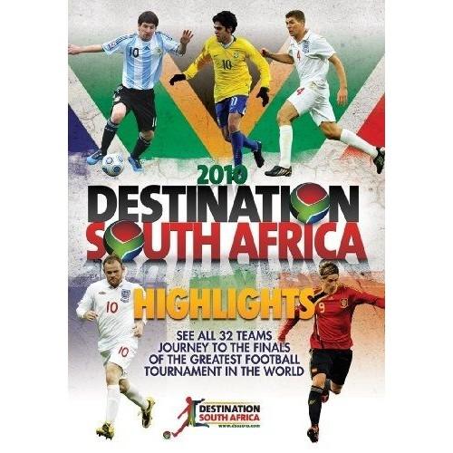 DESTINATION SOUTH AFRICA [IMPORT ANGLAIS] (IMPORT)  (COFFRET DE 2 DVD)