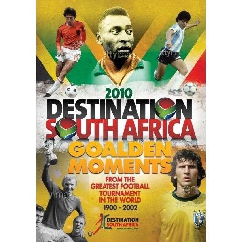 DESTINATION SOUTH AFRICA [IMPORT ANGLAIS] (IMPORT) (DVD)