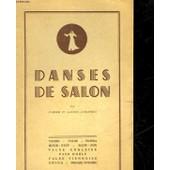 Danses De Salon de Erlimont Lylienne Et Gaston D