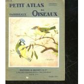Petit Atlas Des Oiseaux - 1 - Passereaux de Delapchier, L.