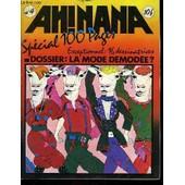 Ah! Nana N�4 - Dossier La Mode Demodee? de Collectif