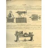 Traite Des Machines-Outils - Tome 1 - Tour, Alseroirs, Raboteuses, Mortaiseuses, Etaux Limeurs, Raineuses Et Perceuses de Richard Gustave