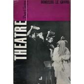 L'avant-Scene - Theatre N� 319 - Une Oeuvre Antitragique, Par Georges Wilson - Romulus Le Grand, Fredrich Diireenmatt, J. P. Porret de Collectif