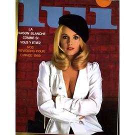 Lui, Le Magazine De L'homme Moderne N� 51 - La Maison Blanche Comme Si On Y Etiez - Nos Previsions Pour L'annee 1969