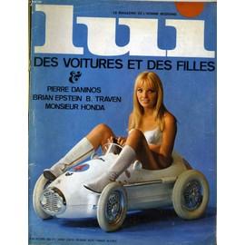 Lui, Le Magazine De L'homme Moderne N� 46 - Des Voitures Et Des Filles - Pierre Daninos - Brian Epstein B. Traven - Monsieur Honda