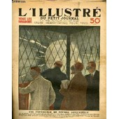 Le Petit Journal - Suppl�ment Illustr� Num�ro 2219 - Une Experience De Foudre Artificielle