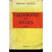 Vagabond Des Andes de Deleuze Bernard