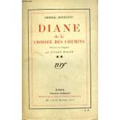 Diane De La Croisee Des Chemins de george m�r�dith