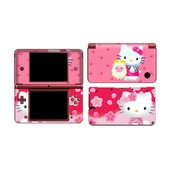 Skin Sticker Nintendo Dsi Xl/Ll Hello Kitty