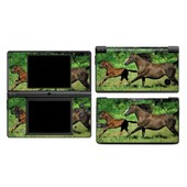Skin Sticker Nintendo Dsi - Chevaux