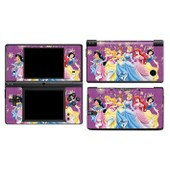 Skin Sticker Nintendo Dsi Princesses Disney Rose