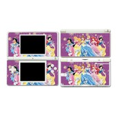 Skin Sticker Nintendo Ds Lite Princesses