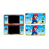 Skin Sticker Nintendo Dsi Xl/Ll New Super Mario Bros