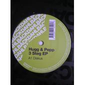 3 Steg Ep - Hugg & Pepp