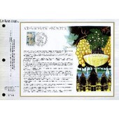 Feuillet Artistique Philatelique N� 400 - Champagne Ardenne de Collectif Ab