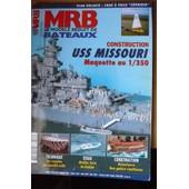 Mrb N� 521 : Le Modele Reduit De Bateaux