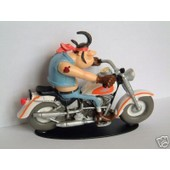 Figurine - Joe Bar Team - Hercule Butter - Harley-Davidson 1340