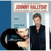 La Collection Officielle Johnny Hallyday Album N�5 Sang Pour Sang