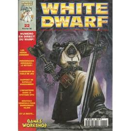 White Dwarf F�vrier 1996 N� 22 : Num�ro En Direct Du Warp - Rapport De Bataille Warhammer - L'infanterie Dans Le Syst�me Epic