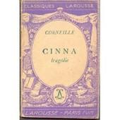 Cinna - Trag�die de -, Corneille