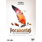 Pocahontas, Une L�gende Indienne - �dition Collector de Mike Gabriel