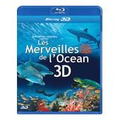 Les Merveilles De L'oc�an 3d - Blu-Ray 3d & 2d de Jean-Jacques Mantello