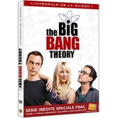 The Big Bang Theory - Saison 1 - �dition Sp�ciale Fnac de James Burrows