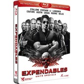 Expendables - Unit� Sp�ciale - �dition Bo�tier Steelbook - Blu-Ray de Sylvester Stallone