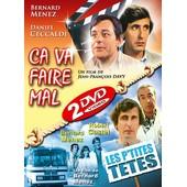 Les P'tites T�tes + Ca Va Faire Mal ! - Pack de Bernard Menez
