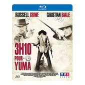 3h10 Pour Yuma - �dition Bo�tier Steelbook - Blu-Ray de James Mangold