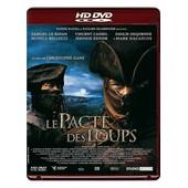 Le Pacte Des Loups - Hd-Dvd de Christophe Gans