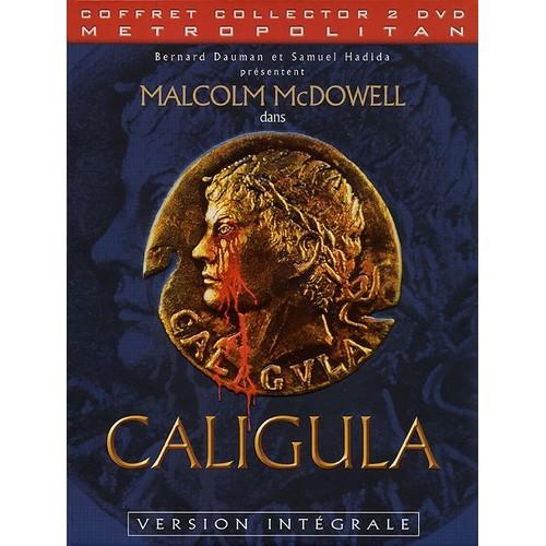 Caligula - Coffret Collector 2 DVD
