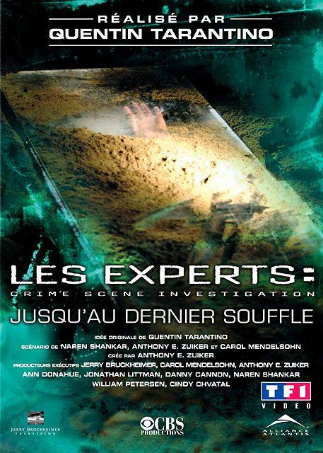 Les Experts Jusqu'au Dernier Souffle (CSI : Grave Danger) [DVDRIP - FRENCH] [FS][US]