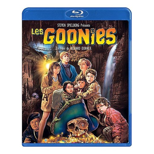 Les Goonies  BLU RAY    Blu ray   Edition simple