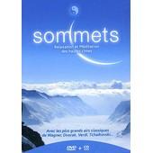 Sommets - Relaxation Et M�ditation Des Hautes C�mes - + 1 Cd Audio de Thierry Wolf