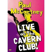 Mccartney, Paul - Live At The Cavern Club!
