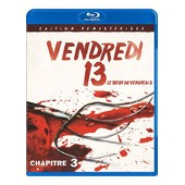 Vendredi 13 - Chapitre 3 : Le Tueur Du Vendredi Ii - �dition Remasteris�e - Blu-Ray de Steve Miner