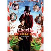 Charlie Et La Chocolaterie de Tim Burton