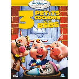 Image 3 Petits Cochons Et Un Bébé